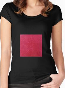Web Of Life Women's Fitted Scoop T-Shirt