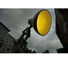 Luxo Jr does Melbourne Photographic Print