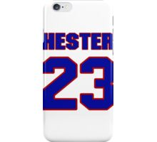National football player Devin Hester jersey 23 iPhone Case/Skin