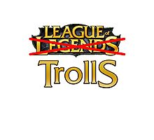 League of Trolls Photographic Print