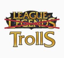 League of Trolls T-Shirt