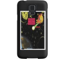Bird of Steel Comix - Page #2-8 (Red Bubble POP-ART COLLECTION SERIES) Samsung Galaxy Case/Skin