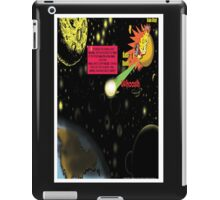 Bird of Steel Comix - Page #2-8 (Red Bubble POP-ART COLLECTION SERIES) iPad Case/Skin