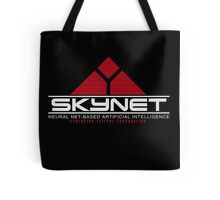 Skynet - Neural Net-Based Artificial Intelligence Tote Bag