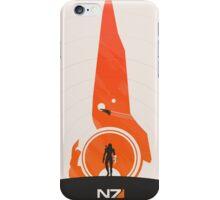 N7  (v.1) 2 iPhone Case/Skin