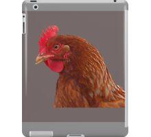 Isa brown hen iPad Case/Skin
