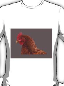 Isa brown hen T-Shirt
