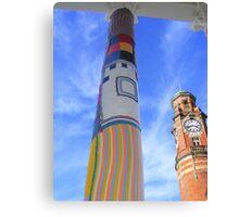 Cosy Columns 7 Canvas Print