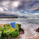 Beach Days by Annette Blattman