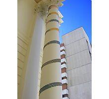 Cosy Columns 11 Photographic Print