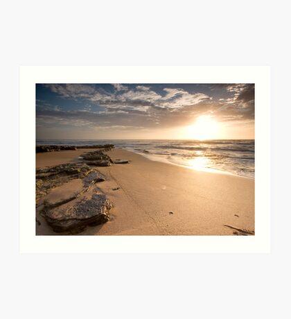 Turimetta Beach Sunrise Art Print