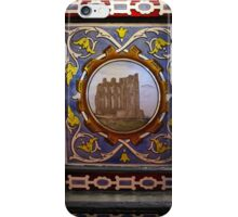 19th Century Painted Glass iPhone Case/Skin