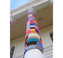 Cosy Columns 16 Photographic Print