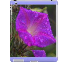 Purple creeper iPad Case/Skin