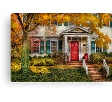 House 961 Canvas Print
