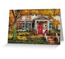 House 961 Greeting Card