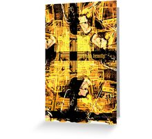 art and beauty Greeting Card