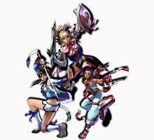3 Character Tee 2 - Cassandra, Talim and Xianghua Unisex T-Shirt