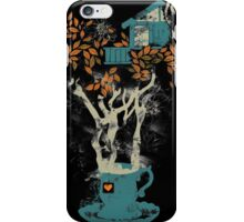 Tea House iPhone Case/Skin