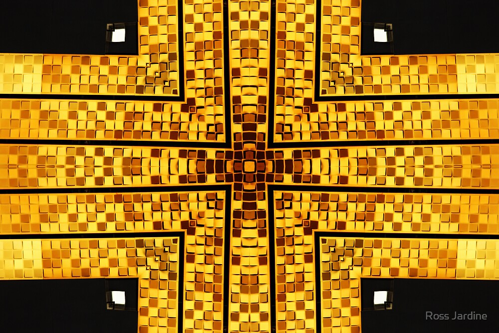 The Golden Cross by Ross Jardine