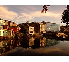 Reflections of Cork Photographic Print