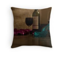 Things aren't always as they seem... Throw Pillow