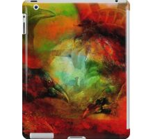 The planet of ravens iPad Case/Skin