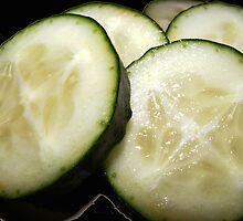 Cool As A Cucumber by Rebecca Brann