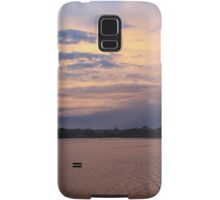 Last Light on the River... Samsung Galaxy Case/Skin