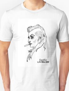 The Rogue Session - LeopardLass Unisex T-Shirt