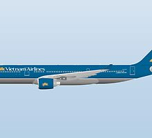 Wings In Uniform - A330 - Vietnam Airlines by nADerL