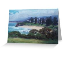 Little Austi (View from Headlands) Greeting Card