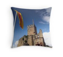 To the keep Throw Pillow