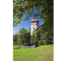 Burg Sponeck Photographic Print
