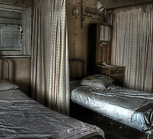 Spare Beds by Richard Shepherd