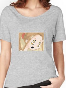 Manga girl 02 Women's Relaxed Fit T-Shirt