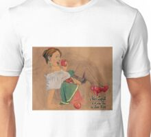 The Rogue Session - Lady Fae - Miss April Unisex T-Shirt