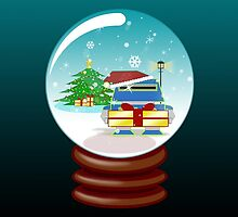 Snow Globe by 01Graphics