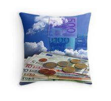 financing Throw Pillow