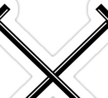 Logo Barbells Sticker