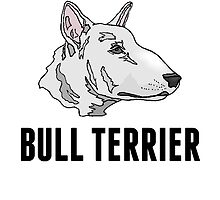 Bull Terrier by kwg2200