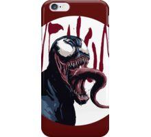 The Venom Symbiote - Spider-Man iPhone Case/Skin