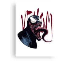 The Venom Symbiote - Spider-Man Canvas Print
