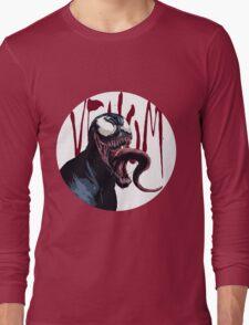 The Venom Symbiote - Spider-Man Long Sleeve T-Shirt