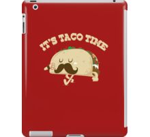 Taco Time! iPad Case/Skin