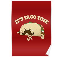 Taco Time! Poster