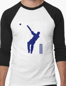 Cricket Fever Men's Baseball ¾ T-Shirt