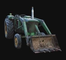 Tractor by Charles Bodi