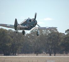 Take-off: Boomerang @ Temora Airshow 2007 by muz2142
