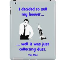 Tim Vine -  Hoover iPad Case/Skin